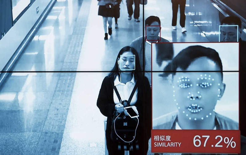 Chinese metro experiments with facial recognition for fare payment 4