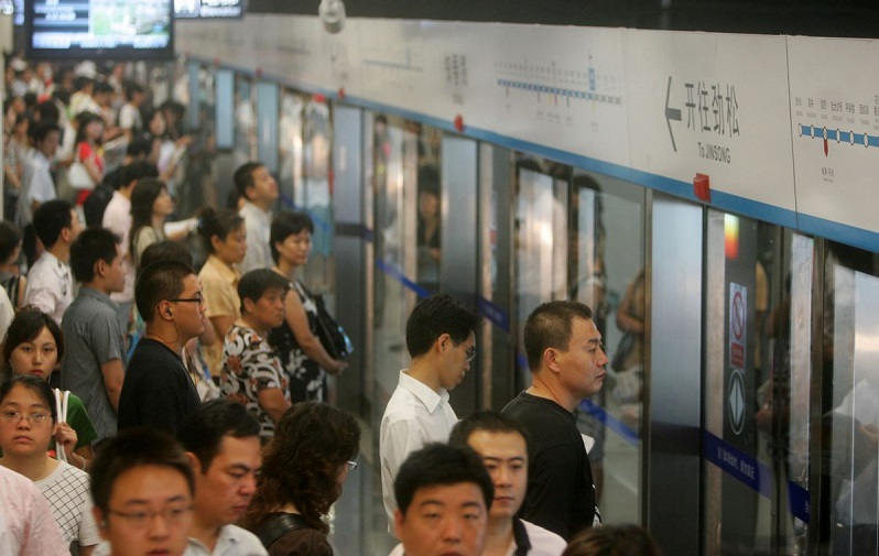 Chinese metro experiments with facial recognition for fare payment 3