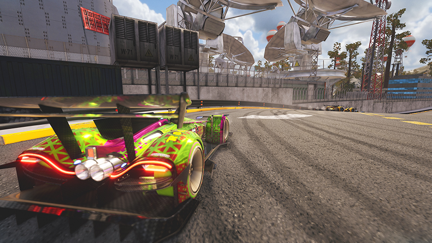 Xenon Racer pits in on consoles and PC today, reveals new launch trailer 1
