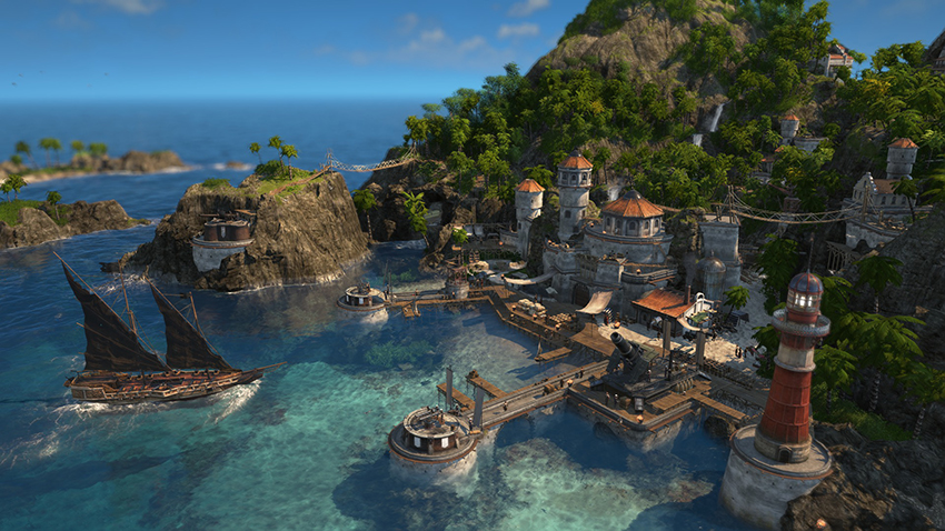 Anno 1800 review - Time goes on, and civilizations stand tall 15