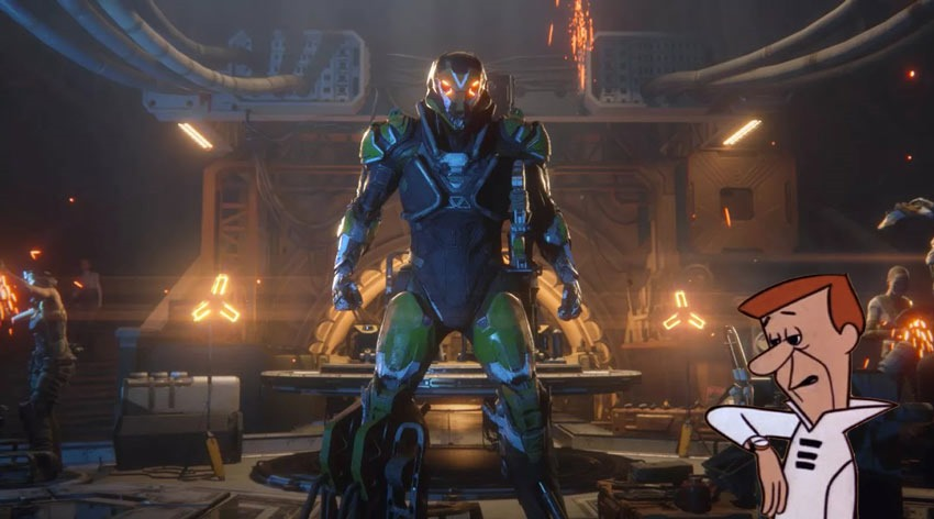 Bioware Delays Anthem Events Indefinitely