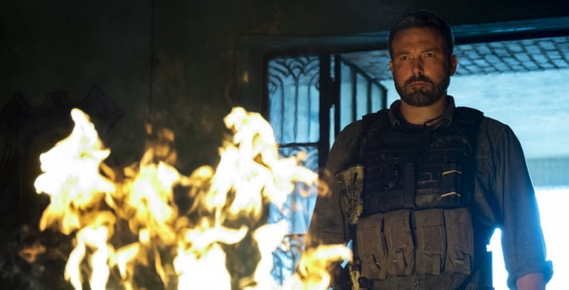 Ben Affleck to direct self in 'Ghost Army' movie
