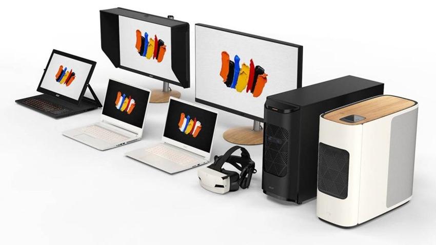 ConceptD monitors