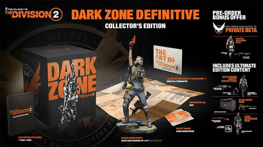 Here's the winner of The Division 2 Dark Zone competition. 2