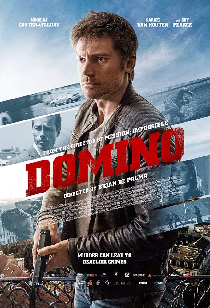 Nikolaj Coster-Waldau is on the hunt for a killer in director Brian De Palma's crime thriller Domino 4