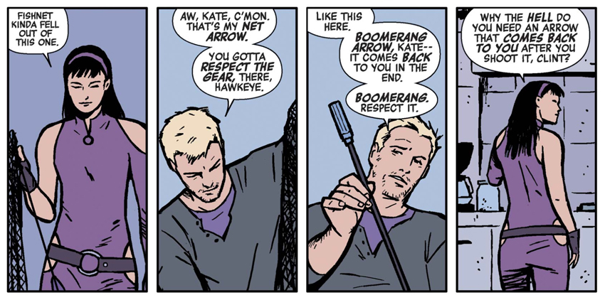 Hawkeye series in works for Disney+; will feature Kate Bishop 7