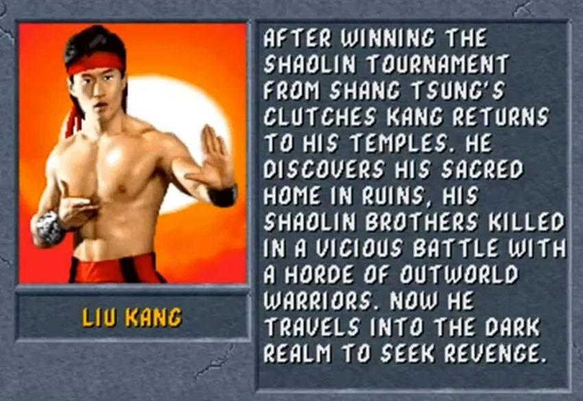 Mortal Kombat History (2)