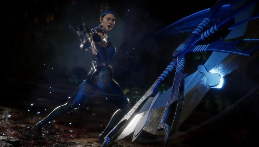 Mortal Kombat Kitana (1)