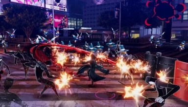 Persona 5S isn't a port to the Switch; a spectacle beat-em-up! 3