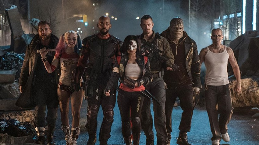 A Suicide Squad director's cut would be 'easy' to put together according to David Ayer 2