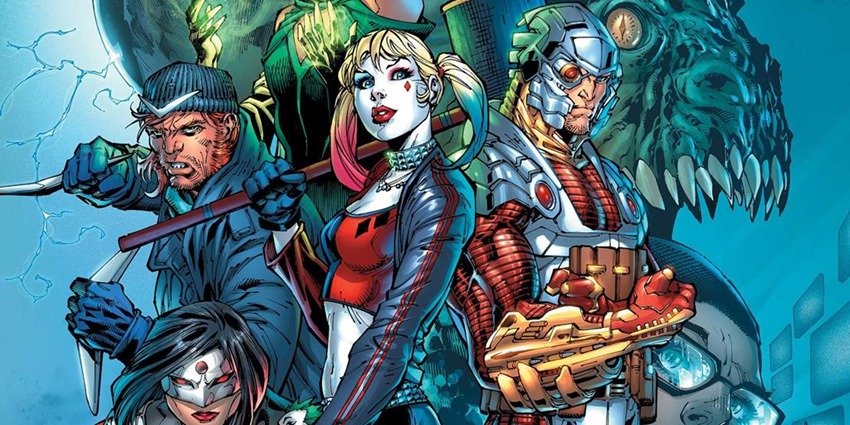 James Gunn reveals The Suicide Squad full cast... with one big name missing 4