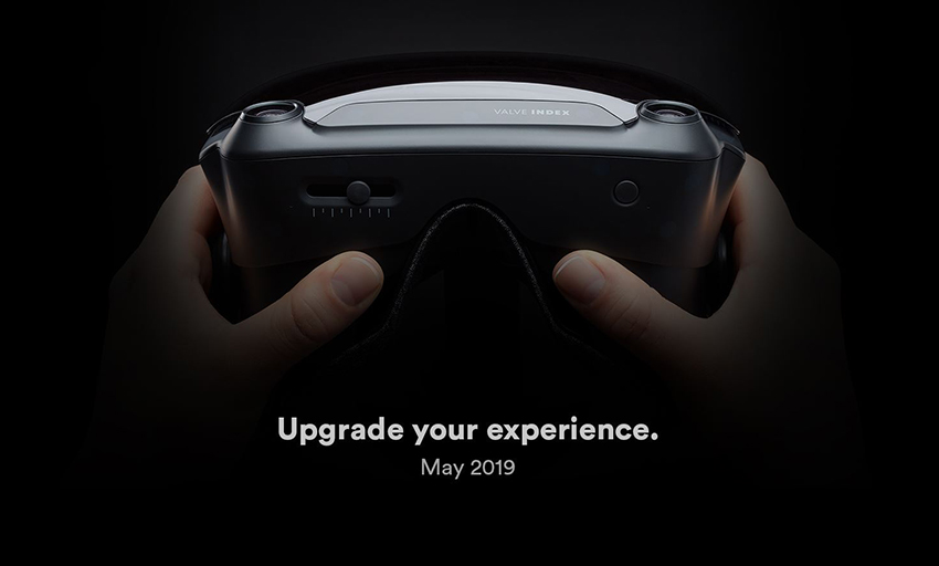 Valve Teases Index VR Headset