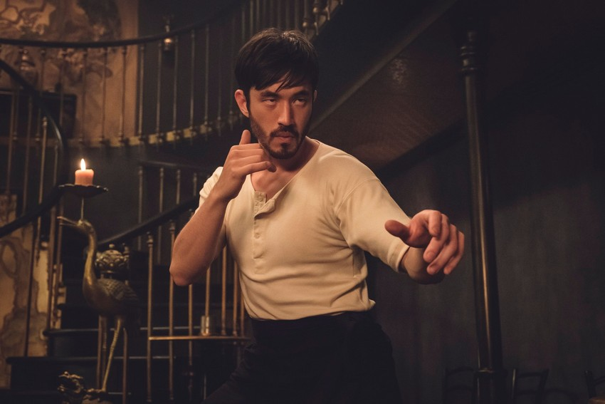 Enter the dragon - Warrior's Andrew Koji on honouring Bruce Lee, staging fights, and eating good in Cape Town 10