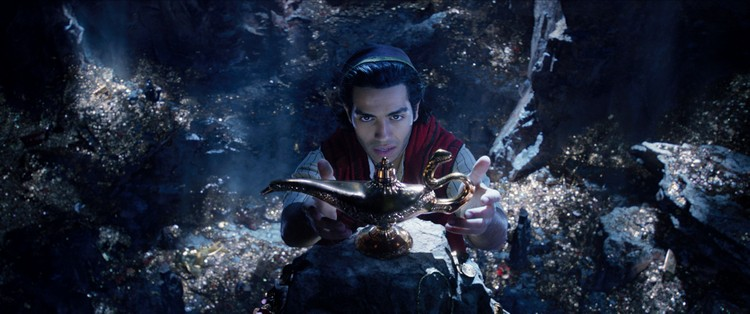 Aladdin review – All aboard this enjoyable, if tad unsteady, magic carpet ride 8