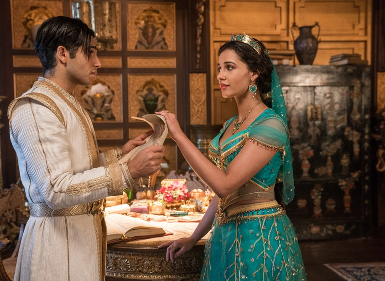 Aladdin review – All aboard this enjoyable, if tad unsteady, magic carpet ride 12