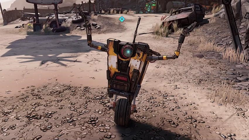 The voice of Claptrap not returning for Borderlands 3