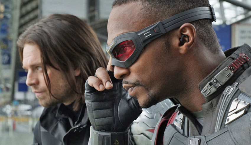 "Anthony Mackie says Falcon & Winter Soldier is a ""six or eight-hour movie"" 6"