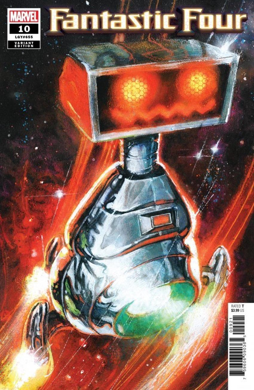 Fantastic Four #10