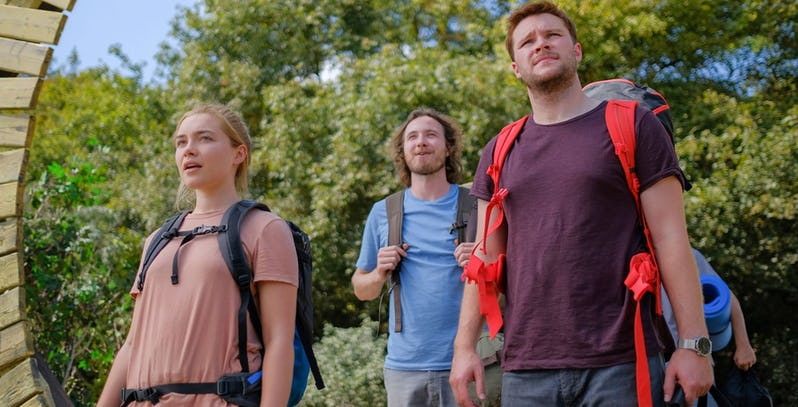 Ari Aster is back with a trailer for yet another creepy horror, Midsommar 2