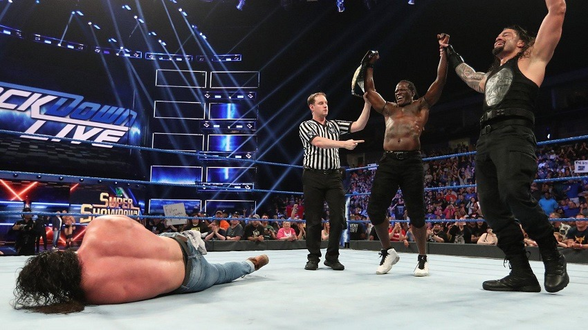 Smackdown May 29 2019