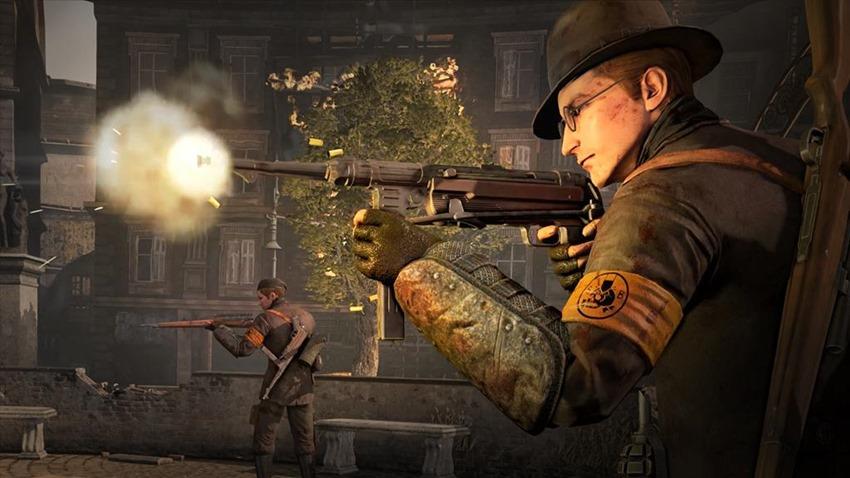 Hasil gambar untuk sniper Elite V2 Remastered