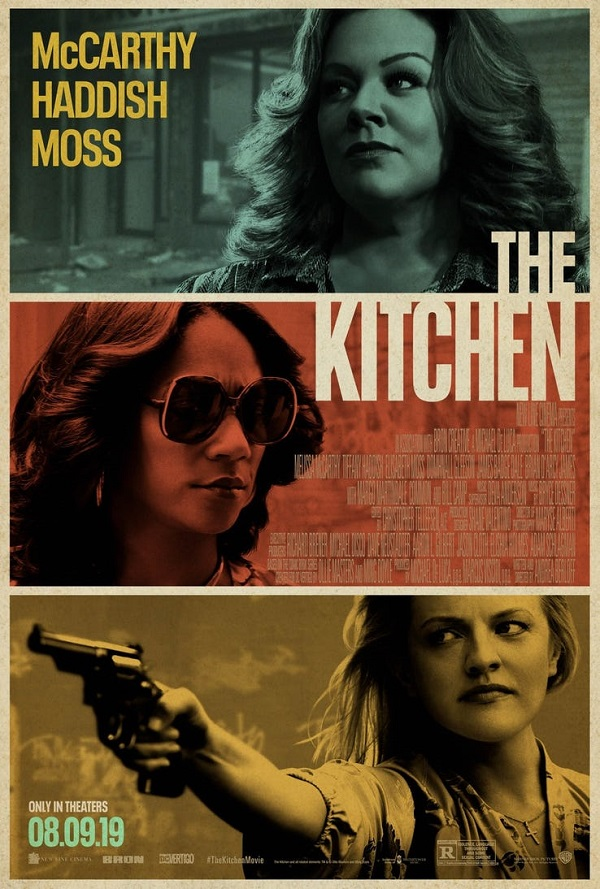 These wives are out to retake the mob world in The Kitchen 4