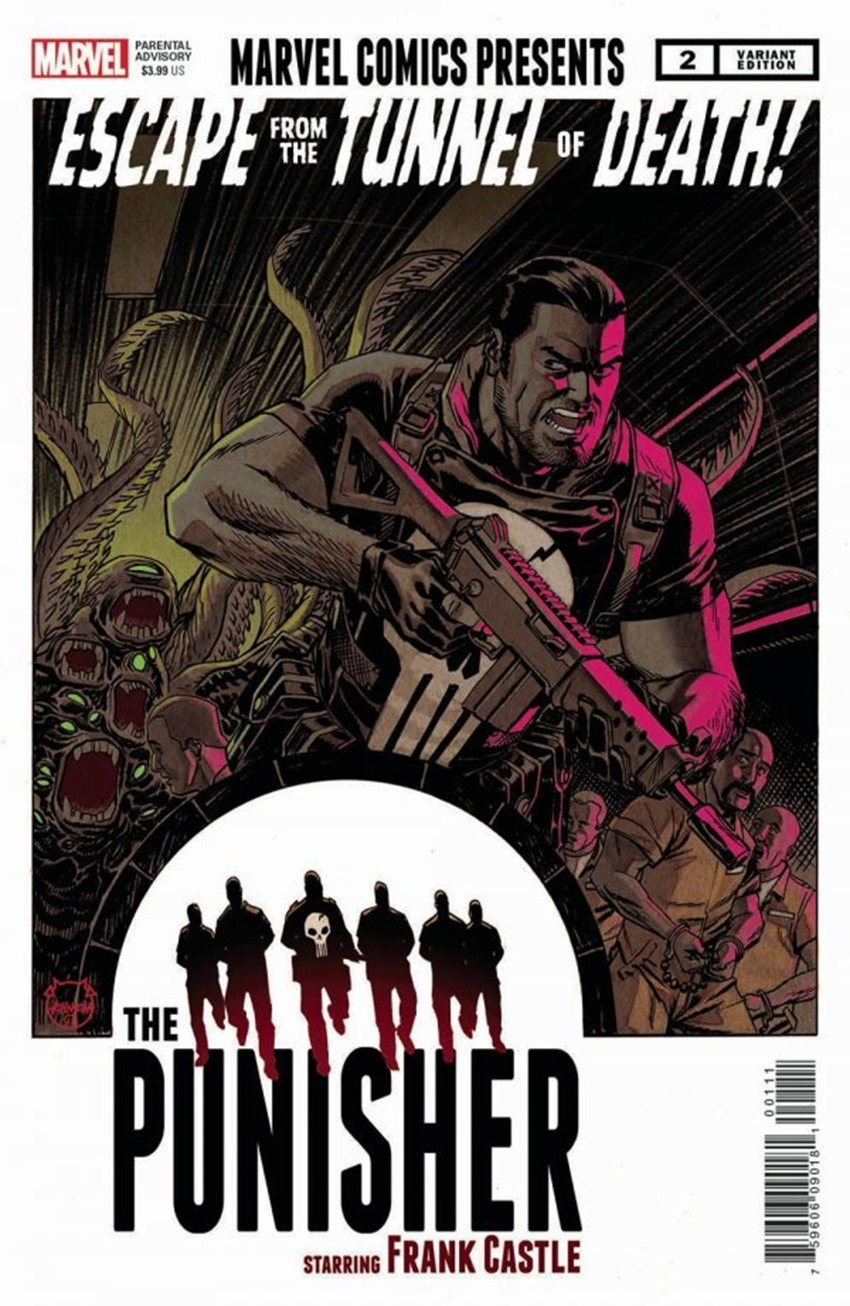 War of the Realms Punisher #2
