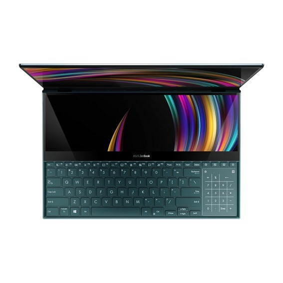 ZenBook Pro Duo_UX581_(Angle_12)_number pad_off