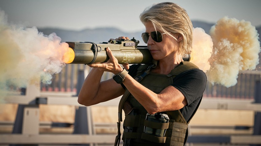 Terminator: Dark Fate director Tim Miller talks about his hopes for the sequel that blends new and old 6
