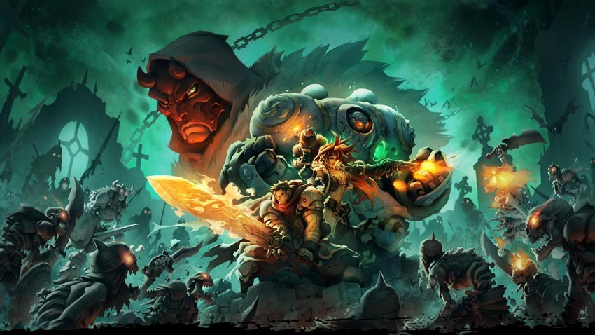 Battle-Chasers
