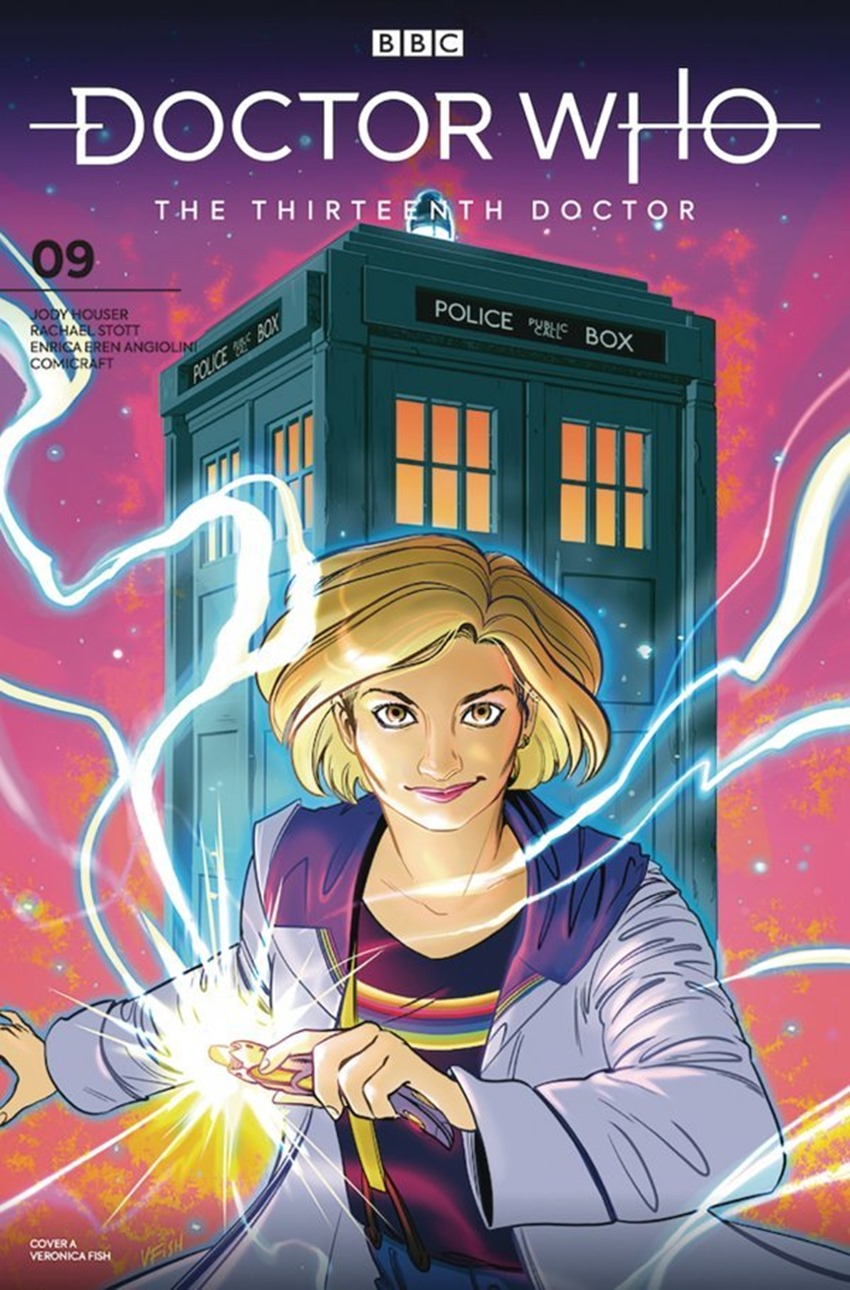 Doctor Who The Thirteenth Doctor #9