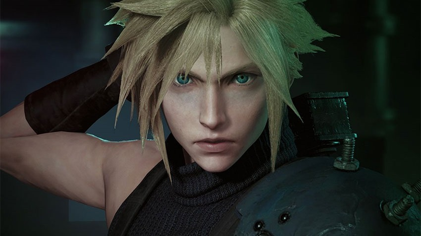 Final Fantasy VII Remake's new dynamic ATB combat looks pretty good!
