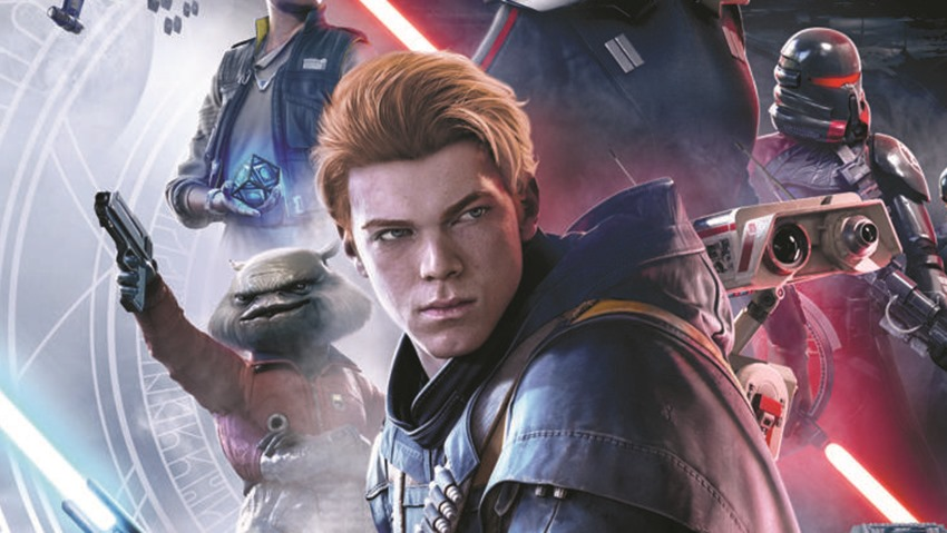Star Wars Jedi: Fallen Order EA Play 2019 gameplay walkthrough