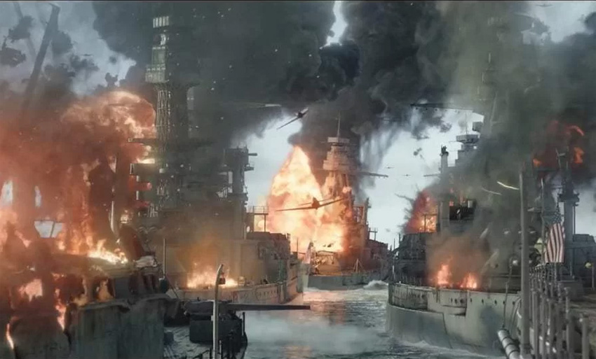 Watch the trailer for Roland Emmerich's WWII epic Midway 2