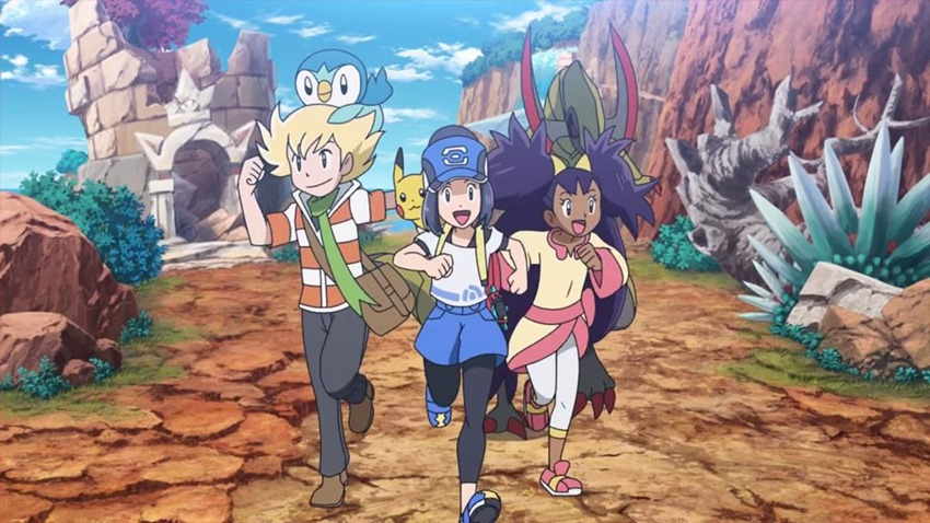 Pokémon Masters producer apologises for the game being a tedious grind in its current state 2