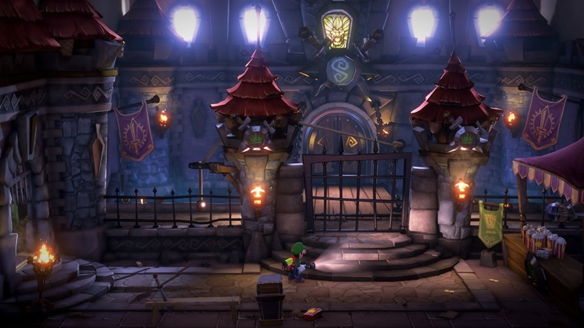 Gamescom Hands-on: Lime slime and manic manifestations in Luigi's Mansion 3 6