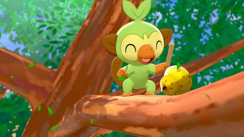 Gamescom Hands-on: Commence battle with your Pokémon Sword and Shield 5