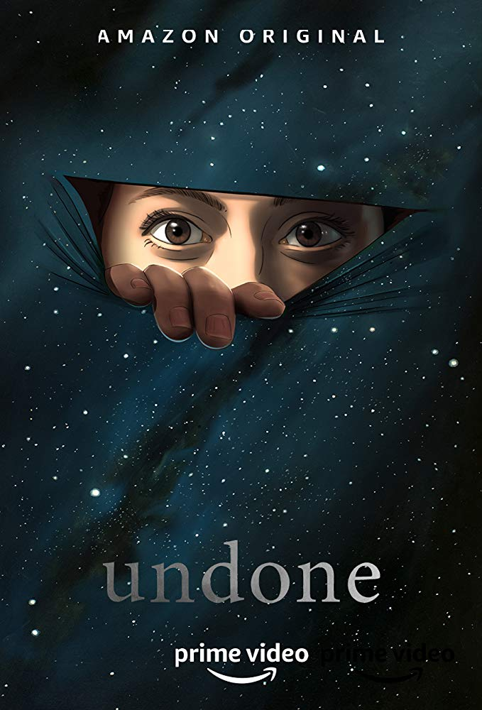 Rosa Salazar manipulates time and space in Amazon Prime Video's trippy animated series Undone 4