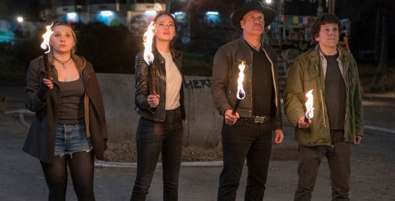 Finally, The Trailer For 'Zombieland: Double Tap' Has Landed