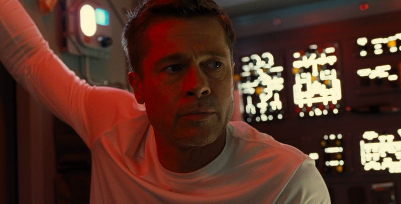 Brad Pitt is off on a big adventure in outer space in this second trailer for Ad Astra 3
