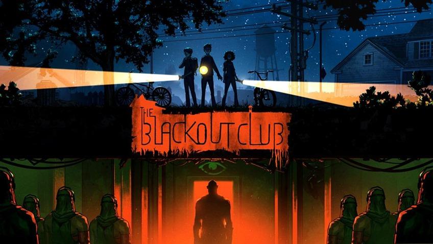 Blackout Club Art
