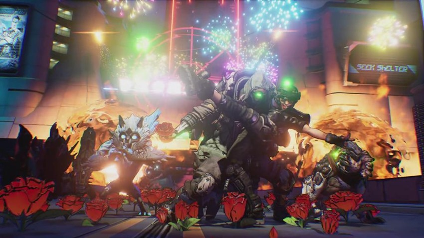 Interview with Paul Sage, Creative Director of Borderlands 3: Just get in there and have fun! 4