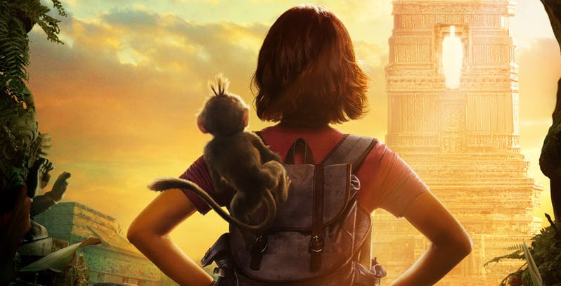 This new trailer for Dora and the Lost City of Gold is full of laughs 2