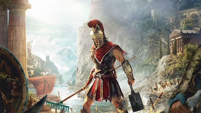 Assassin's Creed Odyssey Story Creator Mode Being Changed to Prevent XP Farming