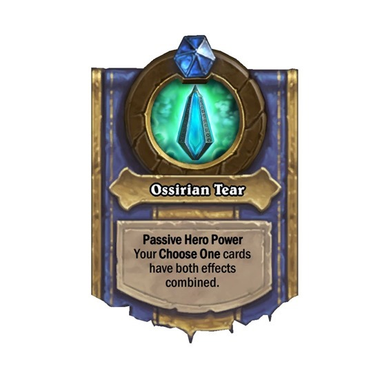 A chat with Blizzard Team 5 about Hearthstone's next expansion, Saviors of Uldum 5