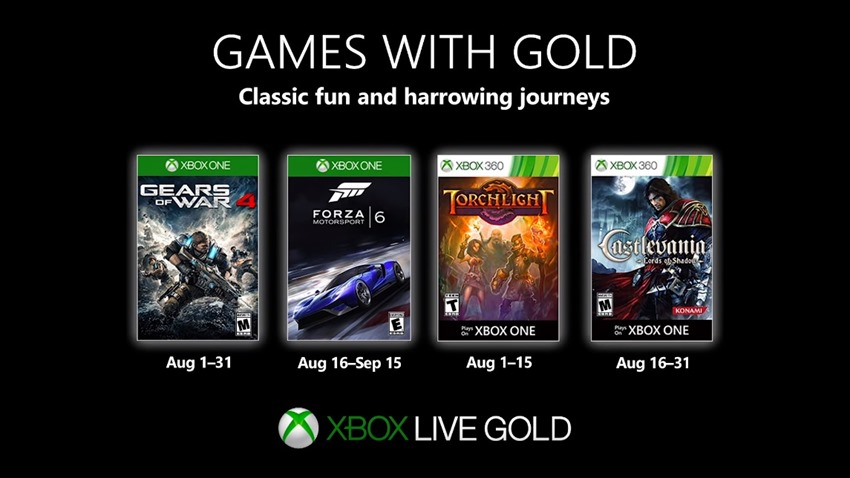 Games woth Gold