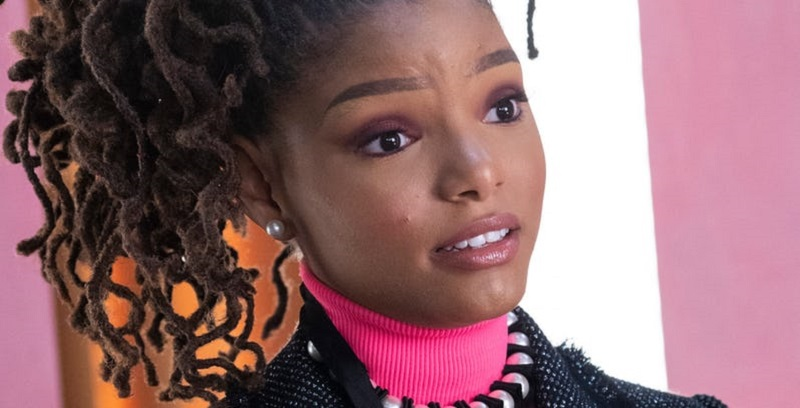 Halle Bailey cast as Ariel in Disney's The Little Mermaid live-action film 4