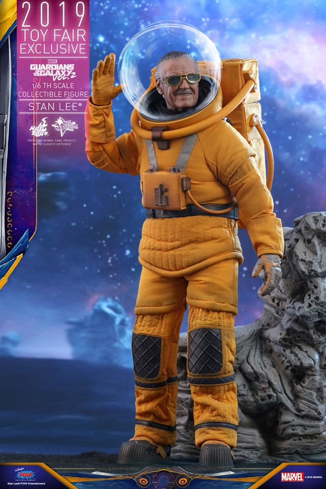Excelsior! Stan Lee lives once again in this new Hot Toys replica figure 20