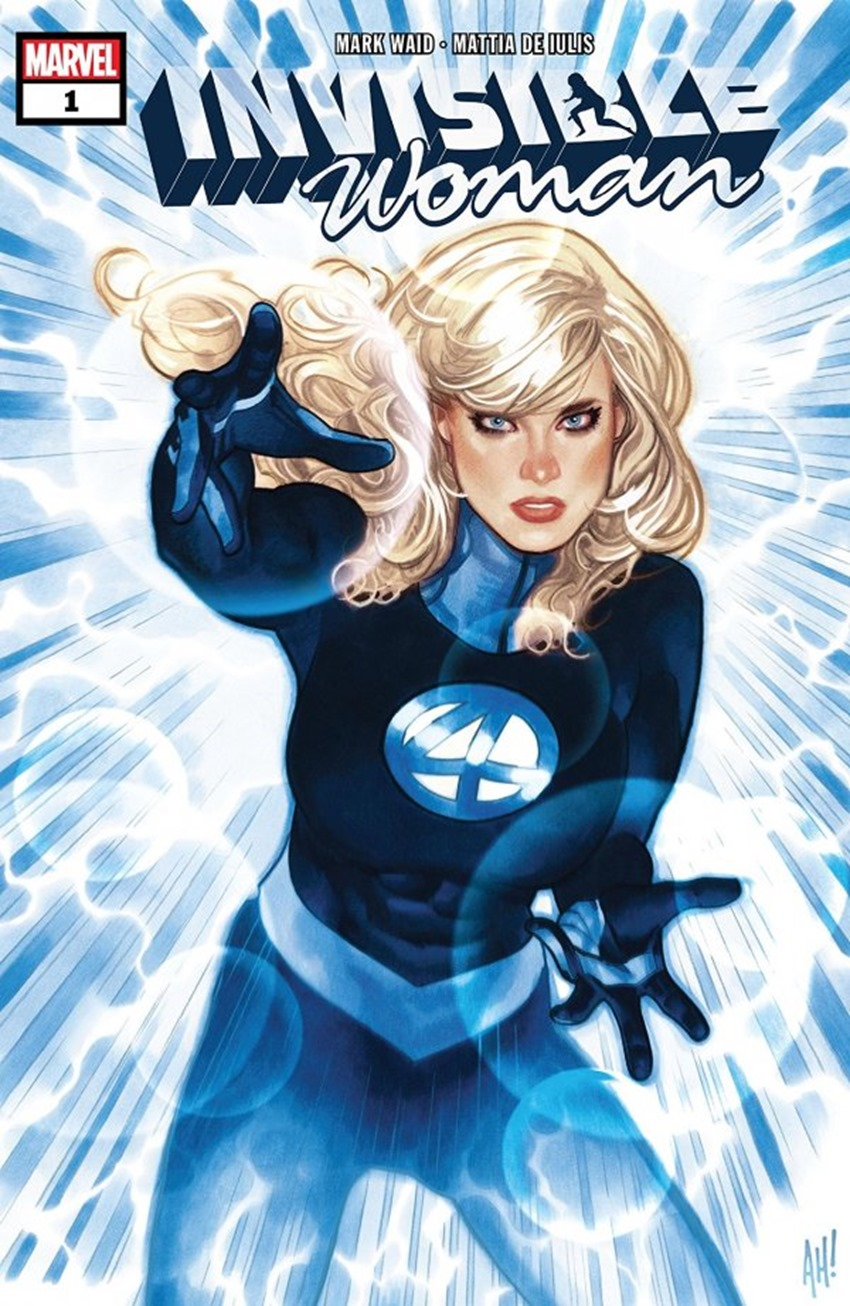 Invisible Woman #1