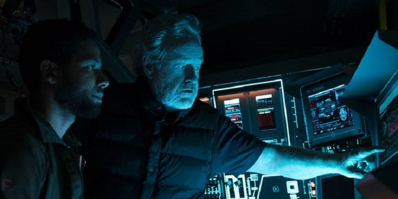 Ridley Scott reveals discussions about future Alien movies 4